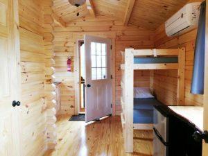 Cabin-bunks