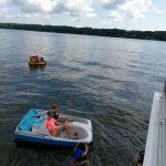 Paddleboats & Kayaks