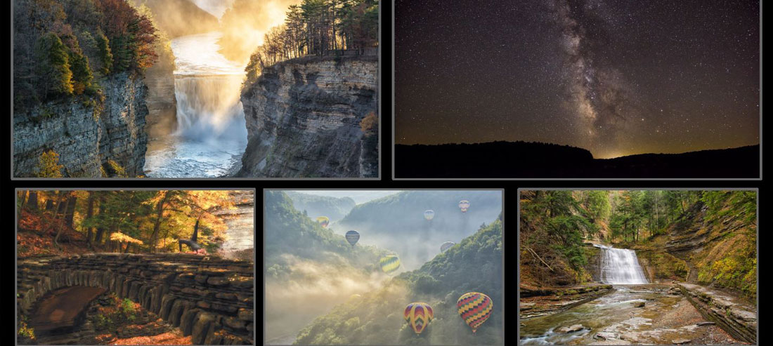 """Letchworth State Park- """"the grand canyon of the East"""""""