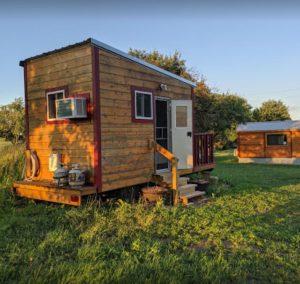 Tiny House Village: Ga-Na-Yat Cabin