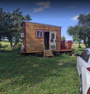 iny House Village: Ga-Na-Yat Cabin