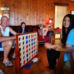 Games in the lodge
