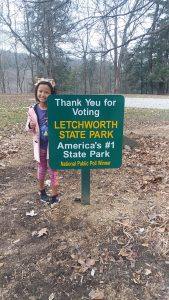 Letchworth Ranked #1 in USA