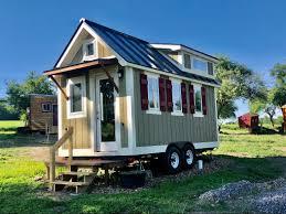 Tiny House Village: New England Tiny Farm House