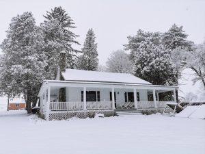 Winter: Lodge