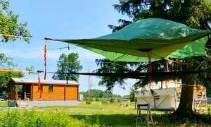 Tree Tent: Double Decker