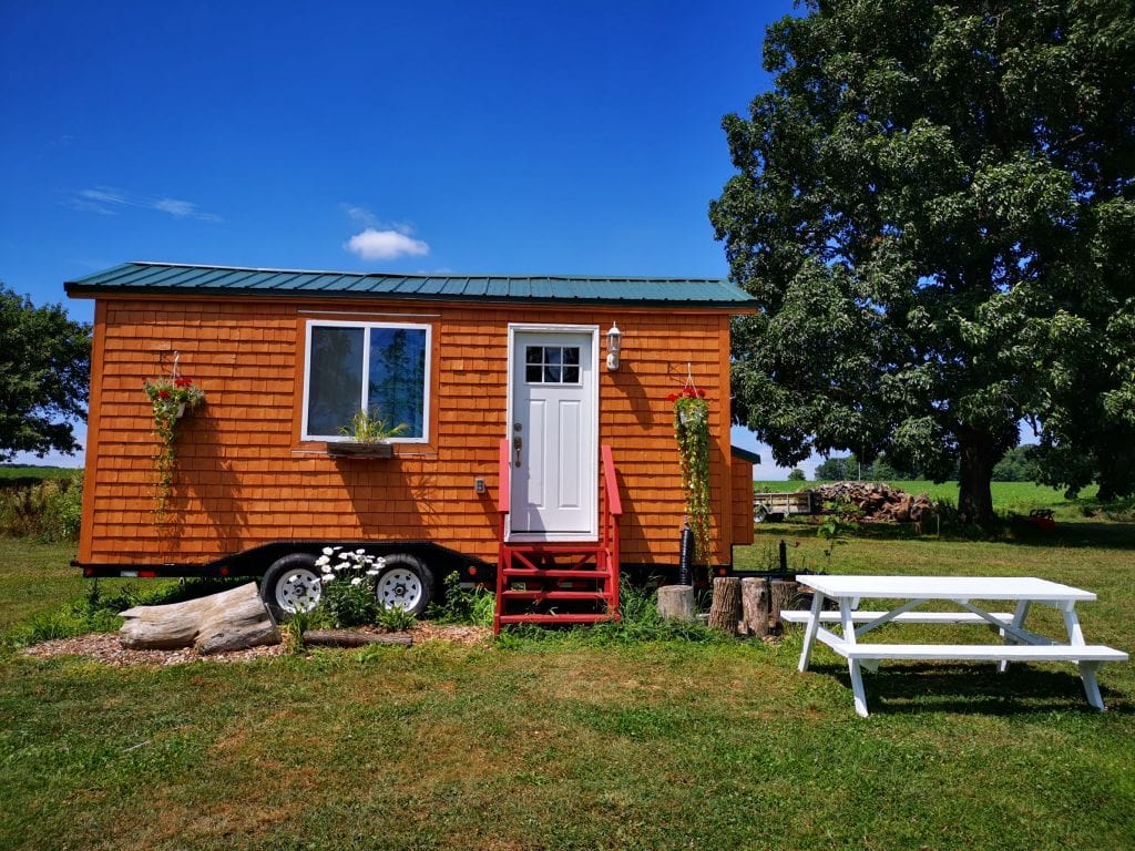 Tiny House Village: Cape Cod Tiny