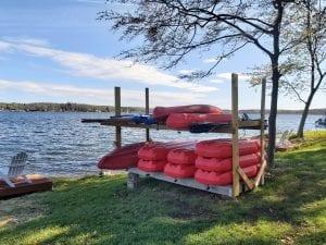 Kayak Rack 2021