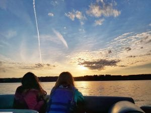 First Boat Ride Spring 2021