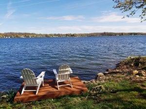 Lakeside Seating 2021