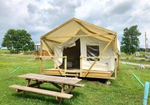Canvas Cabin
